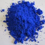 """Pigmento YInMn, apelidado de """"novo azul"""", chega ao mercado"""